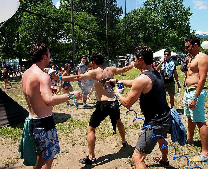 guys-spraying-sunscreen