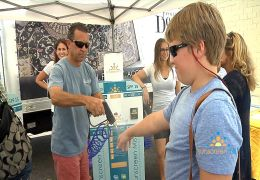 Sunscreen Mist Teams Up With Kids Kicking Cancer At Dream Cruise